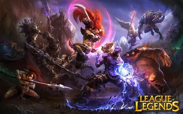 Poster League Of Legends #D