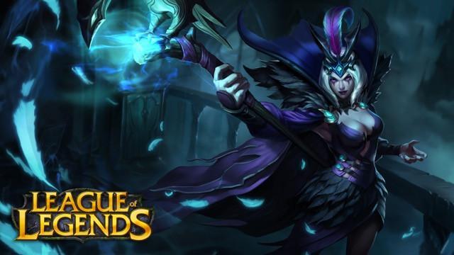 Poster League Of Legends #J