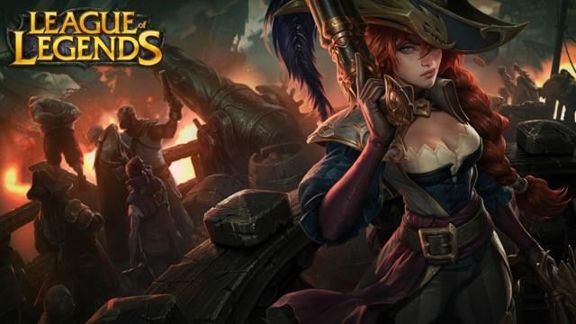 Poster League Of Legends #L