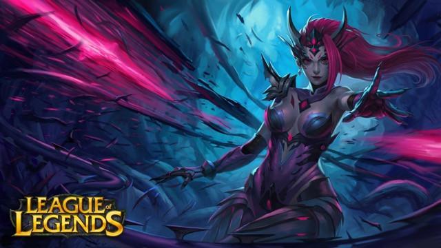 Poster League Of Legends #W