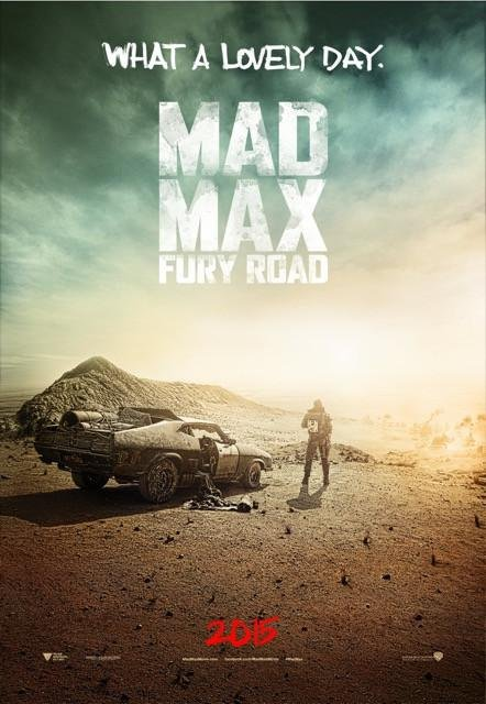 Poster Mad Max: Estrada Da Fúria #C
