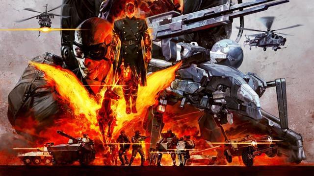 Poster Metal Gear Solid 5 #B