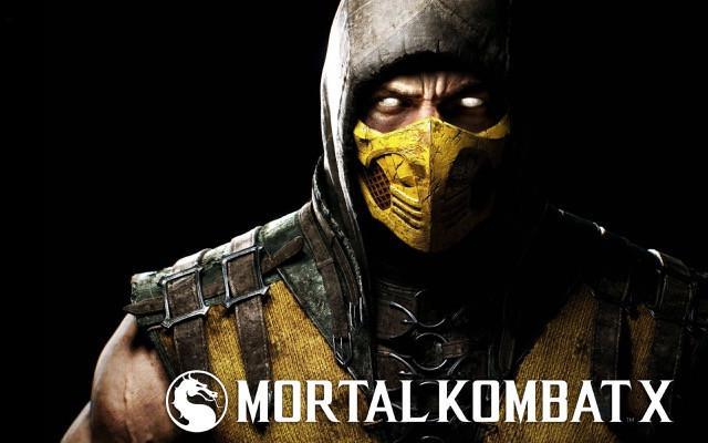 Poster Mortal Kombat X #B