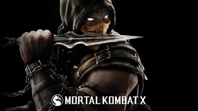 Poster Mortal Kombat X #E