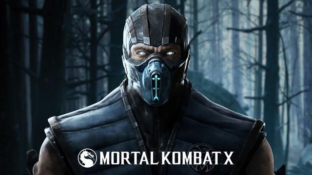 Poster Mortal Kombat X #F
