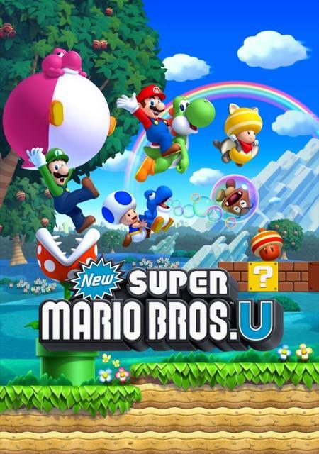 Poster New Super Mario Bros  #A