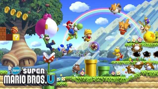 Poster New Super Mario Bros #B