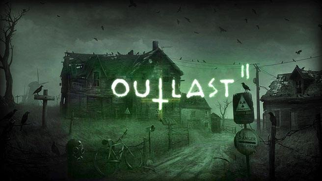 Poster Outlast 2 #A