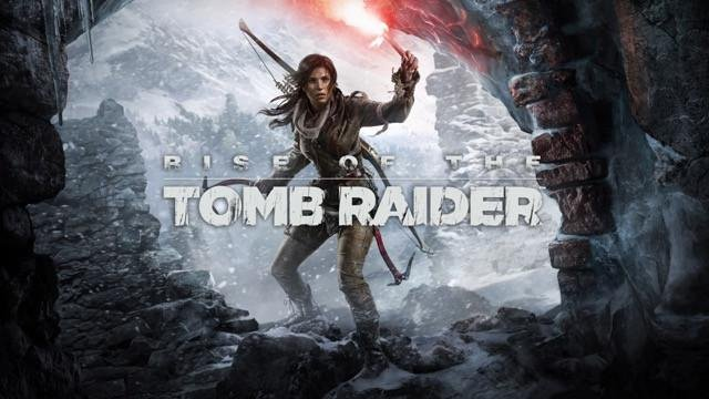 Poster Rise Of The Tomb Raider #B