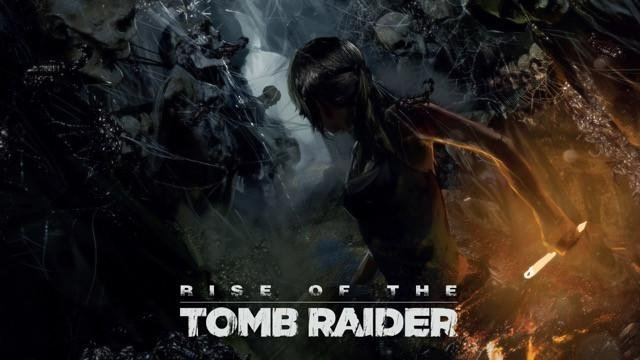 Poster Rise Of The Tomb Raider #E