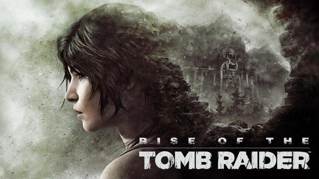 Poster Rise Of The Tomb Raider #F