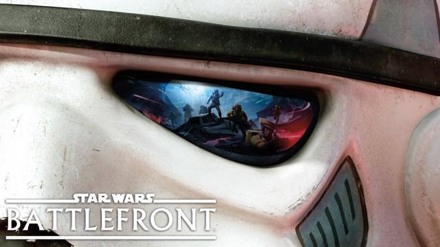 Poster Star Wars Battlefront #B