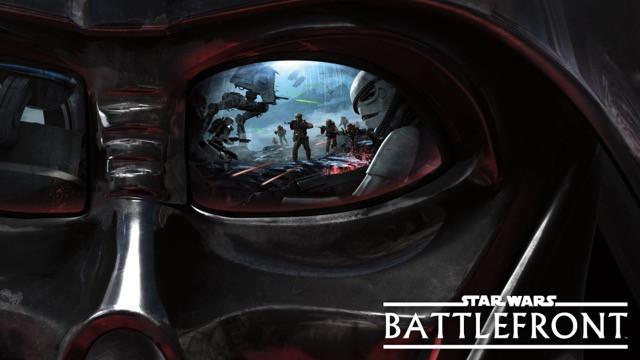 Poster Star Wars Battlefront #D