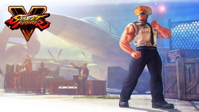 Poster Street Fighter 5 #B