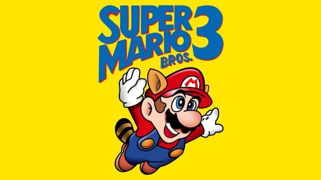 Poster Super Mario Bros 3 #A