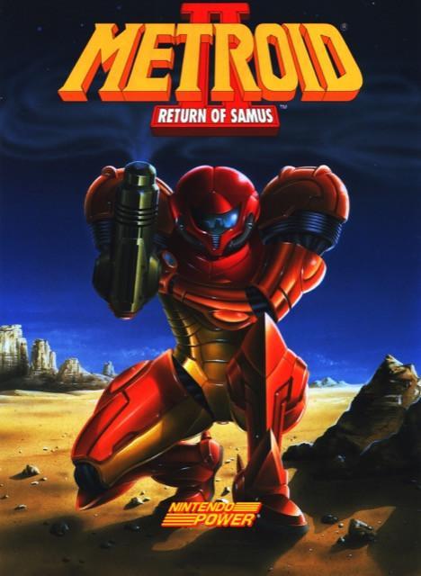 Poster Super Metroid #B