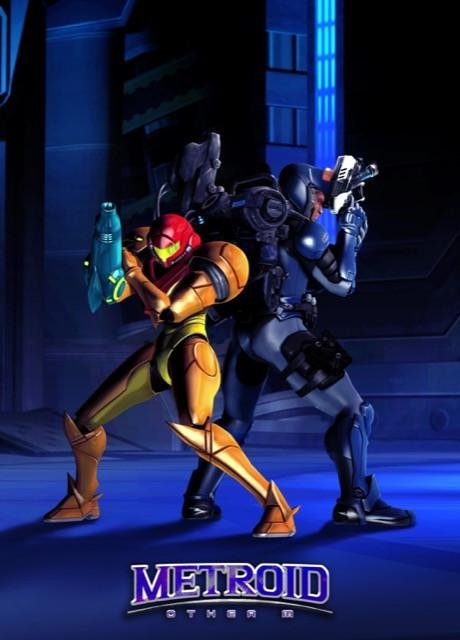 Poster Super Metroid Other M #A
