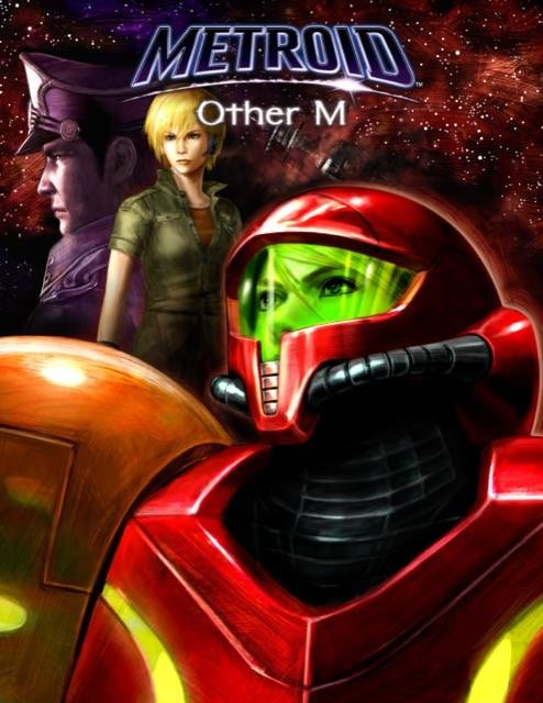 Poster Super Metroid Other M #D