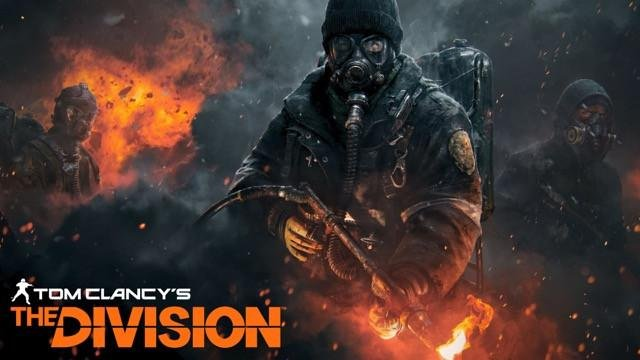 Poster The Division: Tom Clancy'S #B