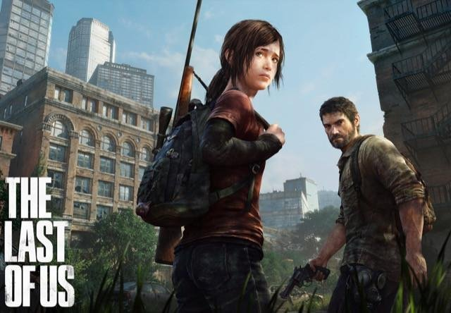 Poster The Last Of Us #D