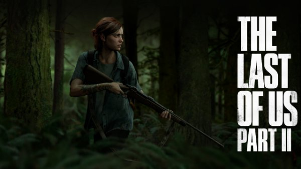 Poster The Last Of Us Part 2 Ii #C