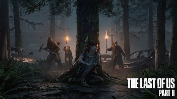 Poster The Last Of Us Part 2 Ii #H