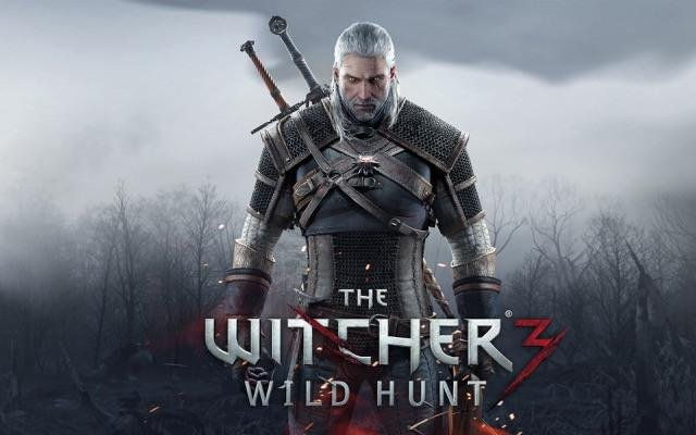 Poster The Witcher 3 #B