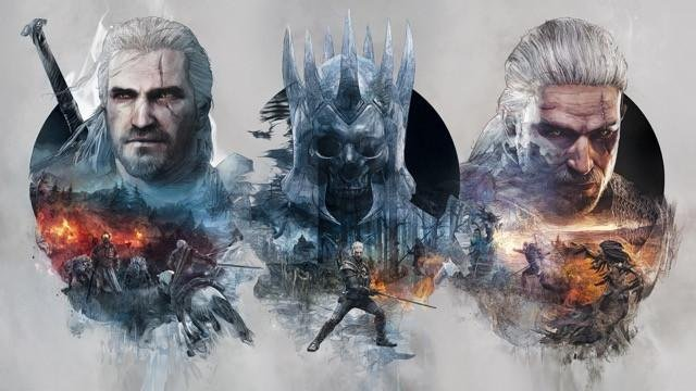 Poster The Witcher 3 #E