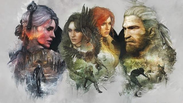 Poster The Witcher 3 #G