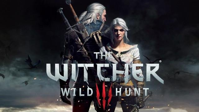 Poster The Witcher 3 #I