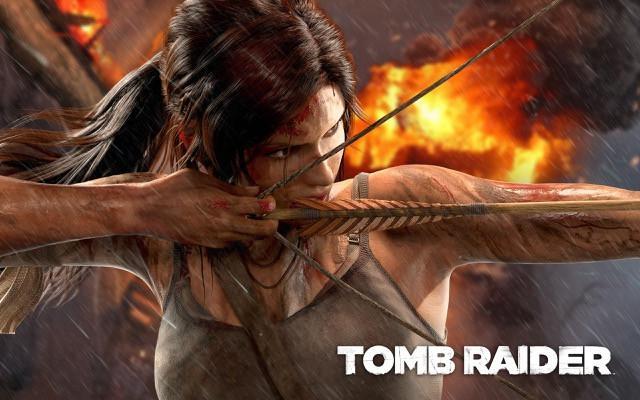 Poster Tomb Raider #F