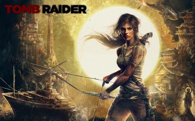 Poster Tomb Raider #G