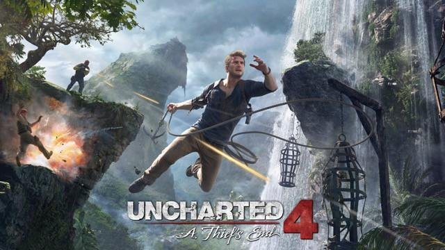 Poster Uncharted 4 #B