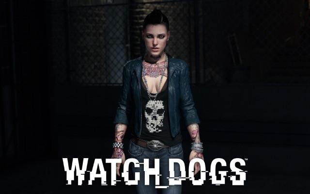 Poster Watch Dogs 1 #A