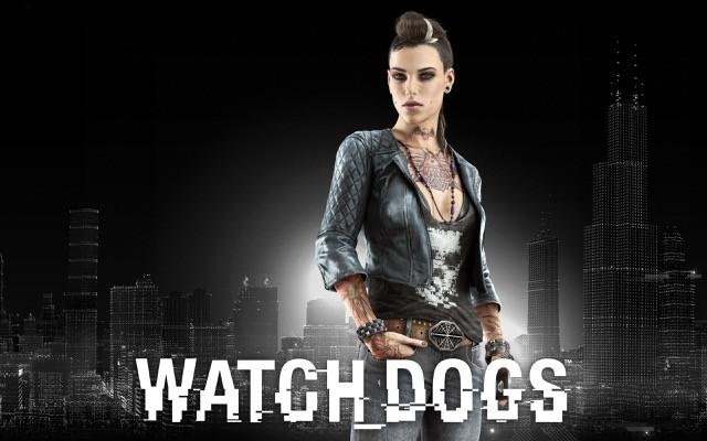 Poster Watch Dogs 1 #C