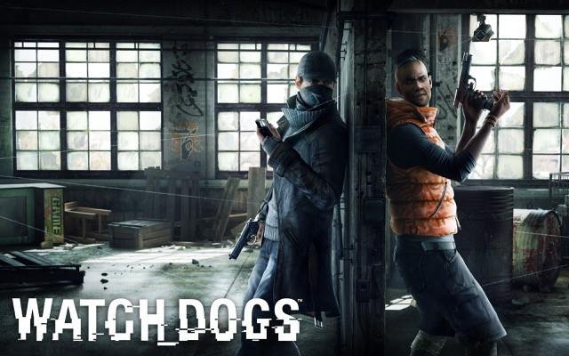 Poster Watch Dogs 1 #F