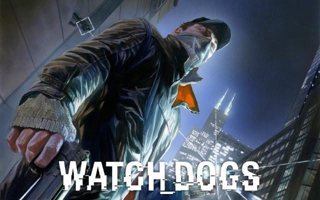 Poster Watch Dogs 1 #I