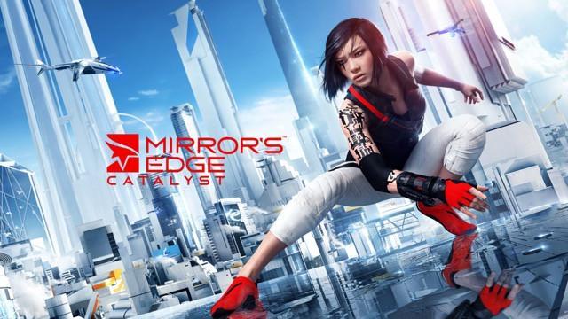 Poster Mirror'S Edge Catalyst #C