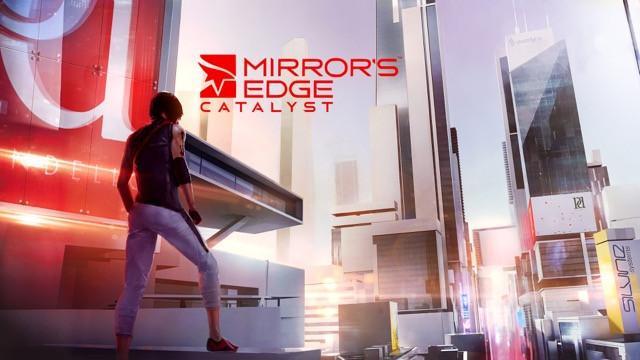 Poster Mirror'S Edge Catalyst #D