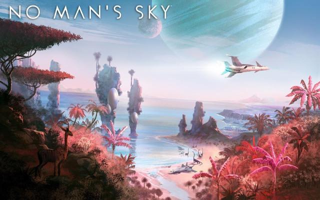 Poster No Man'S Sky #B