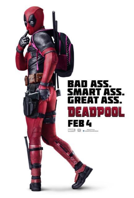 Poster Deadpool 2 #A