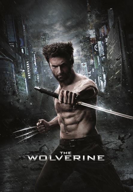 Poster Wolverine #B