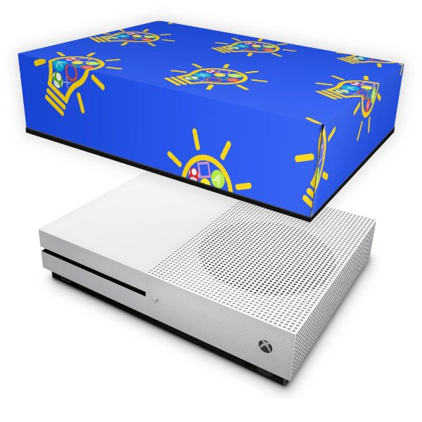 Xbox One Slim Capa Anti Poeira - Personalizada