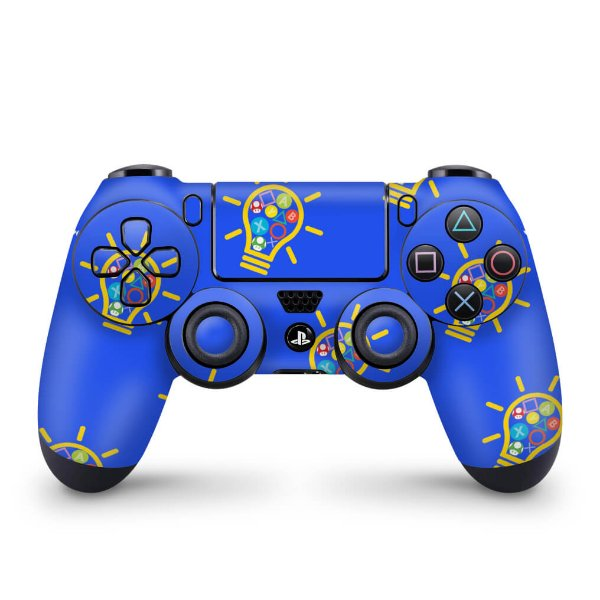 Skin PS4 Controle - Personalizada