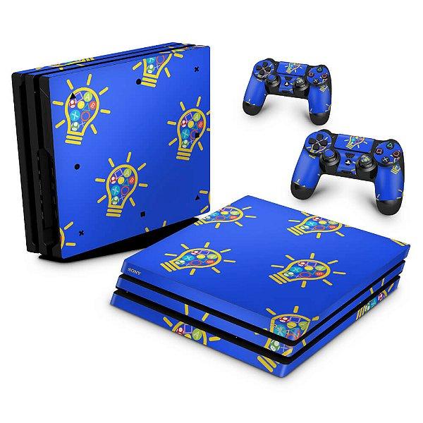 PS4 Pro Skin - Personalizada