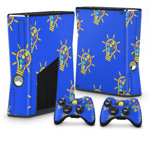 Xbox 360 Slim Skin - Personalizada