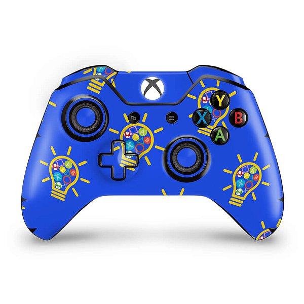 Skin Xbox One Fat Controle - Personalizada