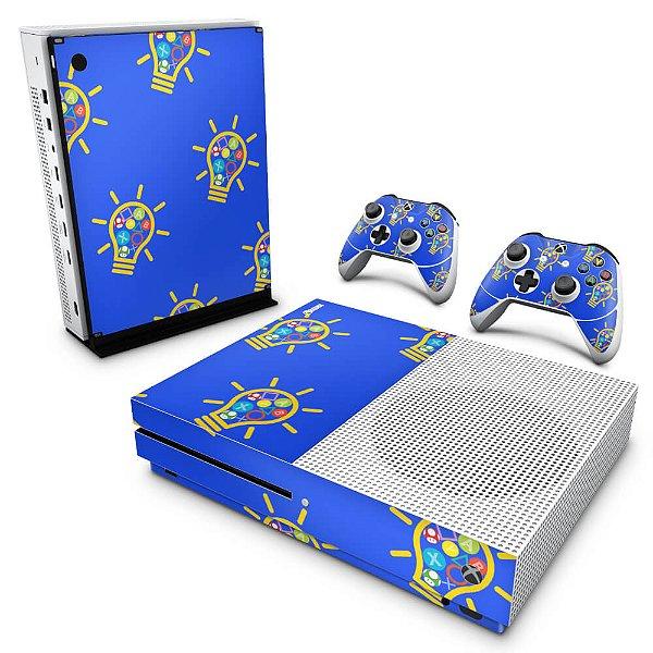 Xbox One Slim Skin - Personalizada