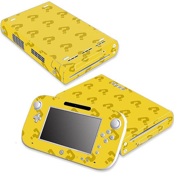 Nintendo Wii U Skin - Outlet