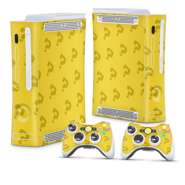 Xbox 360 Fat Skin - Outlet